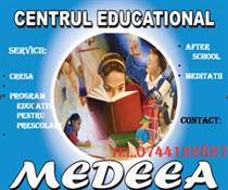 centrul educational medeea