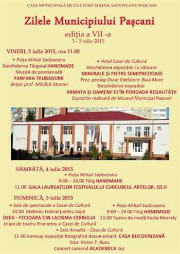 program c de c ZMP 2015