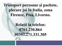 Transport persoane si pachete