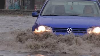 inundatie str garii pascani