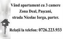 Apt 3 cam Nicolae Iorga