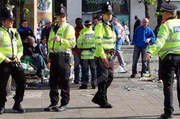 politia londra